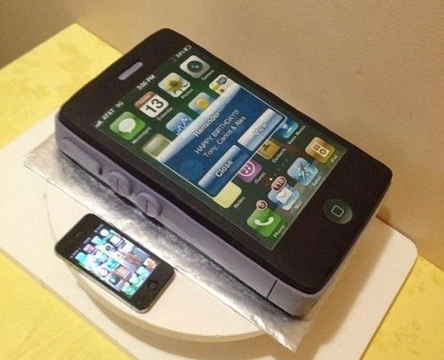 Apple Cake Iphone Repo