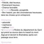 Dictionnaires hors ligne Pro