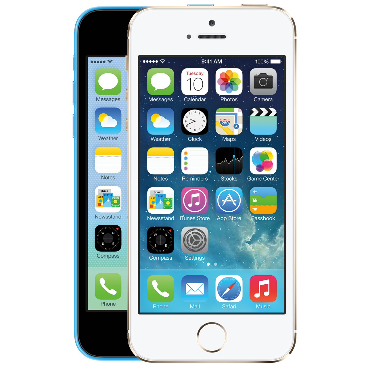 app iphone 5s gratuit
